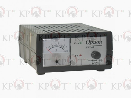 Зарядное устройство Орион PW150схема зарядного устройства pw260 Зарядное устройство Орион PW-415 Скачать.