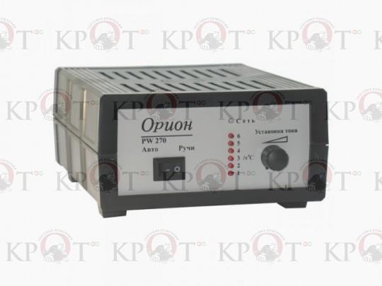 Зарядное устройство Орион PW150 предназначено для заряда 12В...