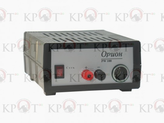 Источник питания Орион PW-100.